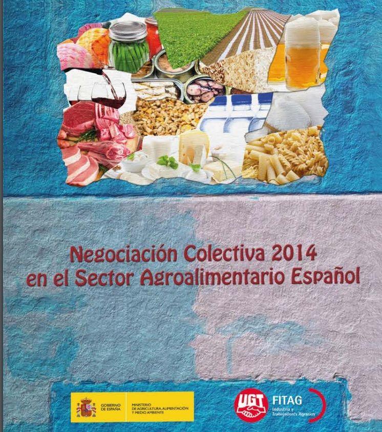 Negociación Colectiva Sector Agroalimentario Español 2014