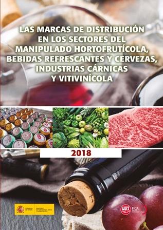 MDD en los sectores del Manipulado Hortofrutícola, bebidas refrescantes y cervezas, Industrias Cárnicas y vitivinicola 2018